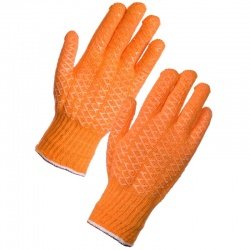 Supertouch Criss Cross Grip Gloves 2644