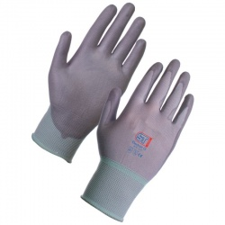 Supertouch Electron PU Coated Work Gloves (Case of 120 Pairs)