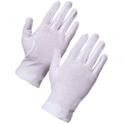Supertouch Fourchette Cotton Gloves 2550
