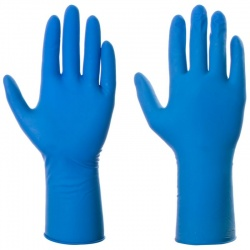 Supertouch Hi-Risk Disposable Latex Gloves 1041