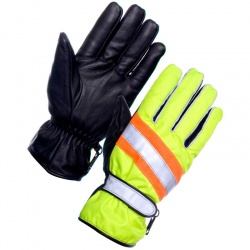 Supertouch Super Vision High Visibility Gloves 2944
