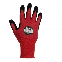 TraffiGlove TG1240 LXT Cut Level A Heat-Resistant Grip Gloves