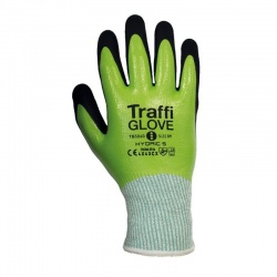 TraffiGlove TG5060 Hydric Cut Level C Water-Resistant Gloves