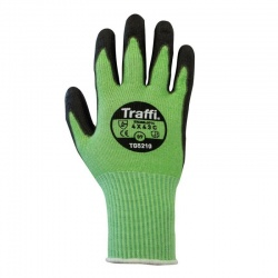 TraffiGlove TG5210 Metric Cut Level C Grip Gloves