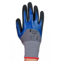 Tornado OIL1 Oil-Teq 1 3/4 Coated Industrial Safety Gloves