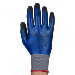 Tornado OIL1FC Oil-Teq 1 Fully Coated Industrial Safety Gloves