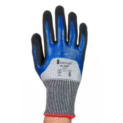 Tornado OIL5 Oil-Teq 5 3/4 Coated Industrial Safety Gloves
