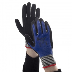 Tornado OIL5FC Oil-Teq 5 Fully Coated Industrial Safety Gloves