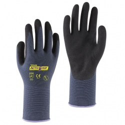 Towa ActivGrip Advance Nitrile Coated Oil Grip 581 Gloves