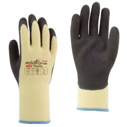 Towa PowerGrab KEV Thermo Kevlar Latex Coated Grip 345 Gloves