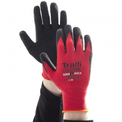 TraffiGlove TG1050 Centric Cut Level 1 Safety Gloves