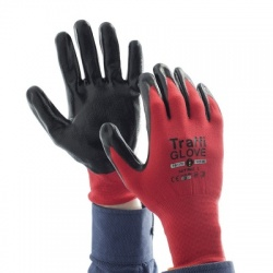 TraffiGlove TG1170 Nitric Cut Level 1 Safety Gloves