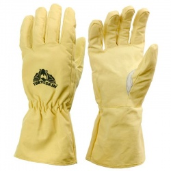 TurtleSkin FullCoverage Cut-Resistant Aramid Work Gloves