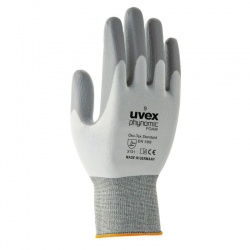Uvex 60050 Phynomic Foam Dexterity Gloves