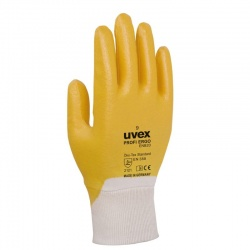 Uvex Profi Ergo ENB20 NBR Coated Oil Safety Gloves