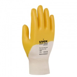 Uvex Profi Ergo ENB20A Oil Resistant Safety Gloves
