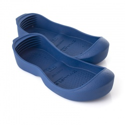 Yuleys Blue Reusable Work Shoe Covers