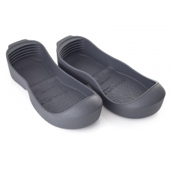 Yuleys Grey Reusable Work Shoe Covers