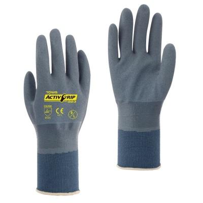 Towa ActivGrip Nitrile Coated Oil Resistant 503 Gloves