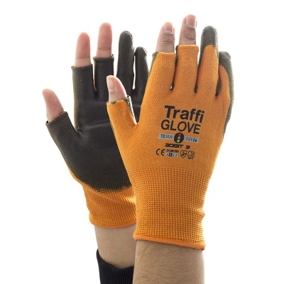 TraffiGlove TG3020 3 Digit Cut Level 3 Safety Gloves