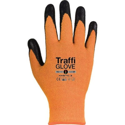 TraffiGlove TG3130 Kinetic Cut Level 3 Heat Resistant Safety Gloves