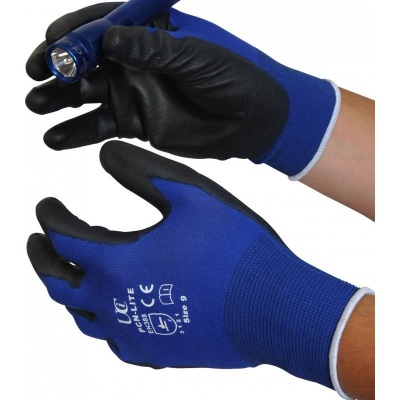 Ultra-Thin PU-Coated Light Handling PCN-Air Gloves