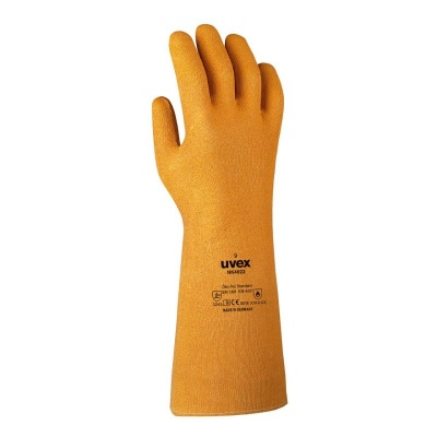Uvex NK4022 40cm Heat-Resistant Aramid Safety Gauntlets