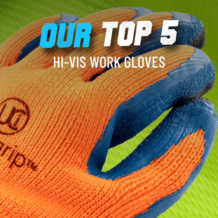 Best hi-vis work gloves