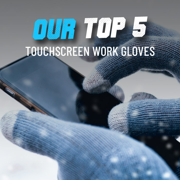 Our top 5 touchscreen gloves