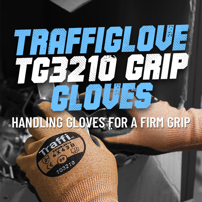 View the TraffiGlove TG3210: The Best Handling Gloves