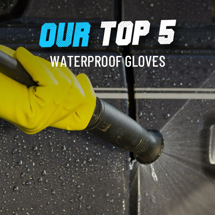 Waterproof gloves top 5