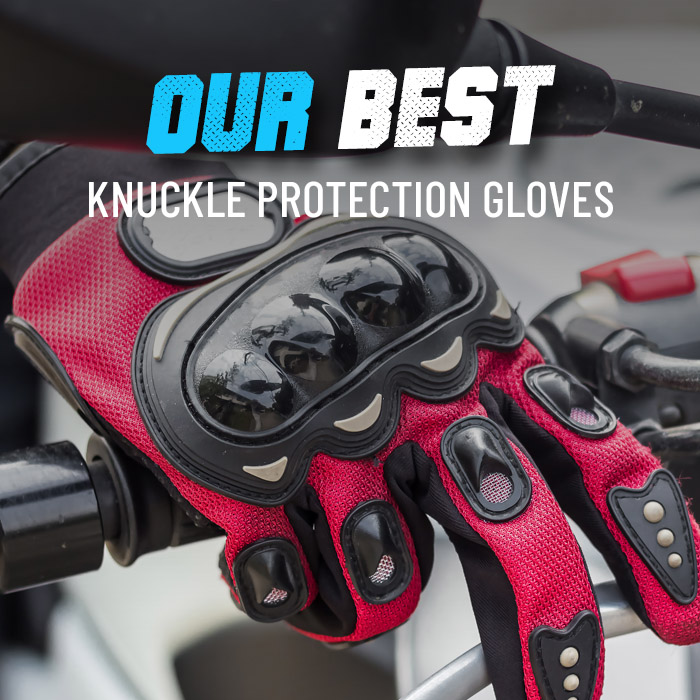 Best knuckle protection gloves