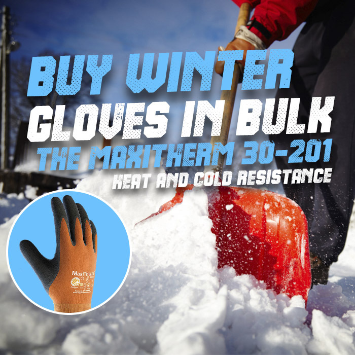 Buy the MaxiTherm 30-201 Gloves in Bulk and Save Money